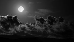 Sky-Dark-Night-Image