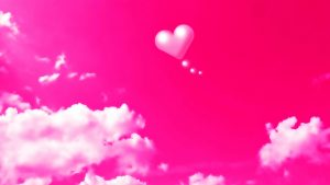 Sky-Hearts-Pink-Color-Hd-Wallpaper