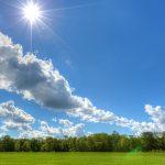 Sky-The-Sun-Is-Shining-Image-Hd