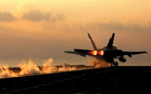 Airplane-Fighter-Military-Background