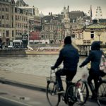 Bicycle-Appealing-Couple-Hd-Wallpaper