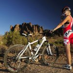 Bicycle-Mountain-Bike-With-Girl-Hd-Image