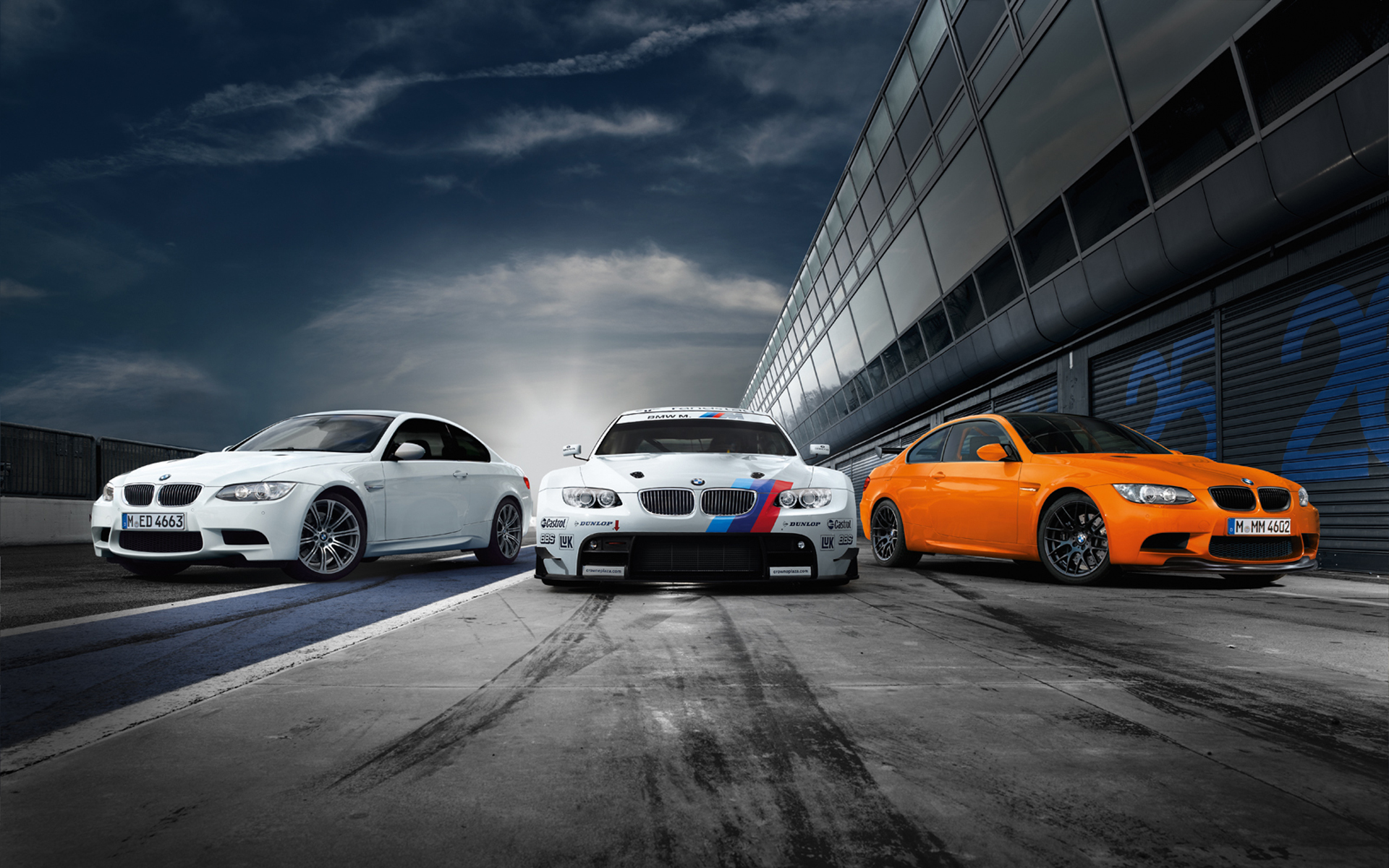 Bmw M Series Hd Wallpaper Wall Paper