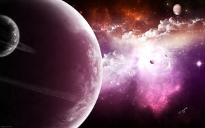 Earth-Clouds-Purple-Wallpaper