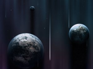Earth-Down-Wallpaper