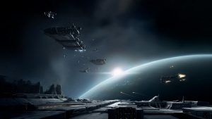 Great-Spaceship-Skyhigh-Wallpaper