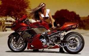 Motorcycle-Girls-Hayabusa-Wallpaper