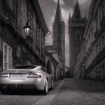 Old-Town-With-Aston-Martin-Hd-Picture
