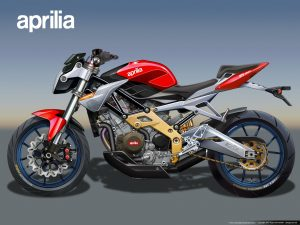 Red-Aprilia-Motorcycle-Image-HD