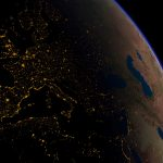 Space-Earth-At-Night-Image