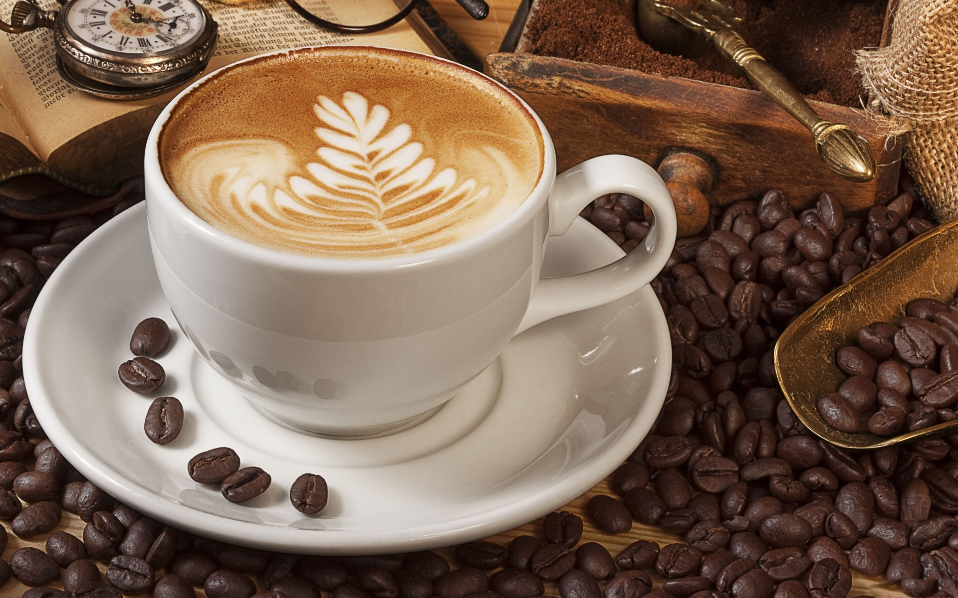 28 02 17 lovely coffee cup wallpaper5875 wall paper