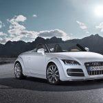 Audi TT clubsport quattro/Standaufnahme
