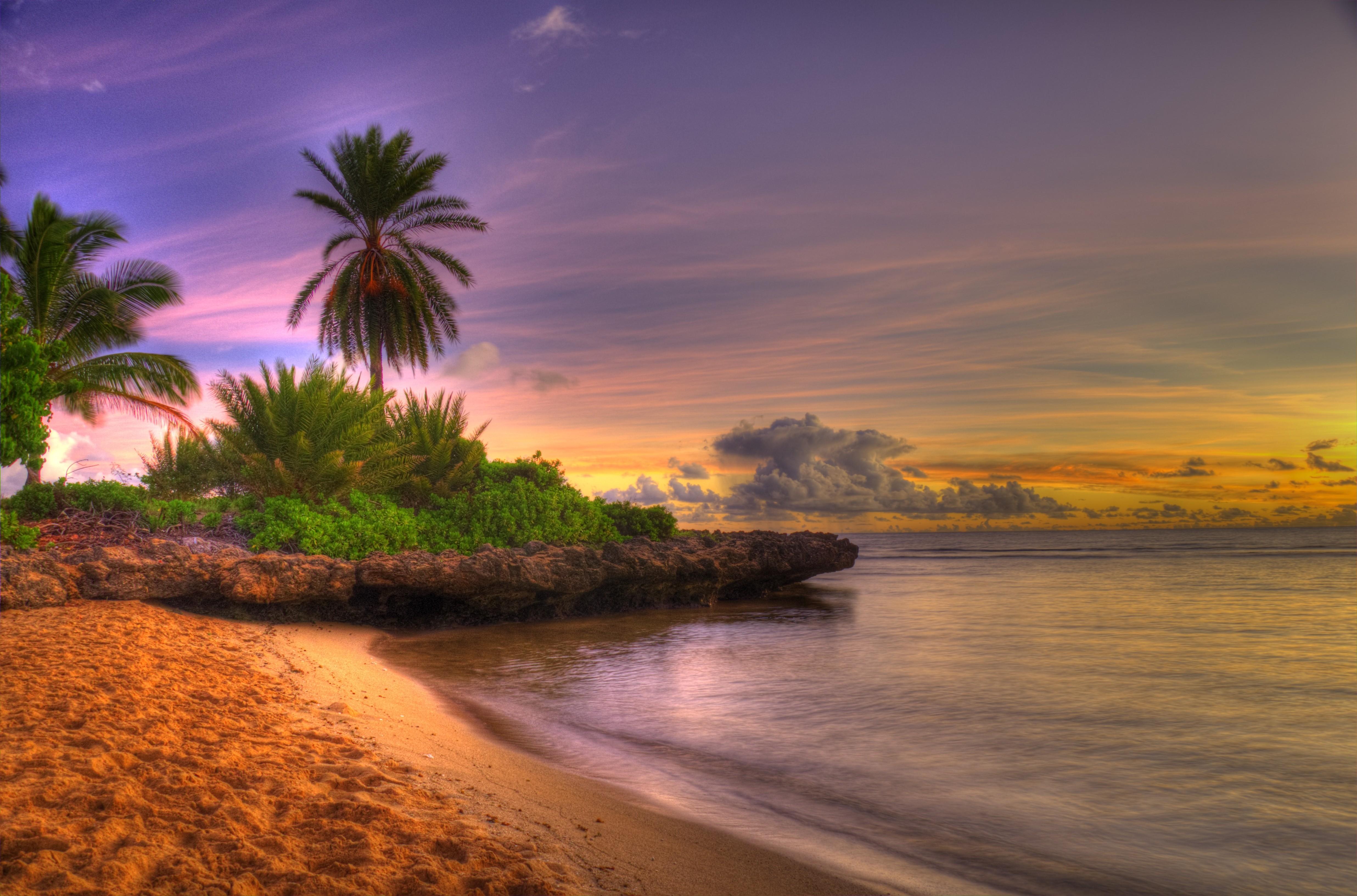 Beach Sunset Wallpapers 2397