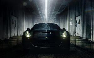 ---car-ferrari-california-wet-drops-13950
