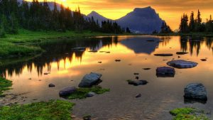 ---mountain-lake-sunset-4771