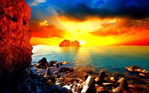 ---sunset-near-sea-12300