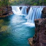 Elliott Falls, Cape York, QLD, Australia