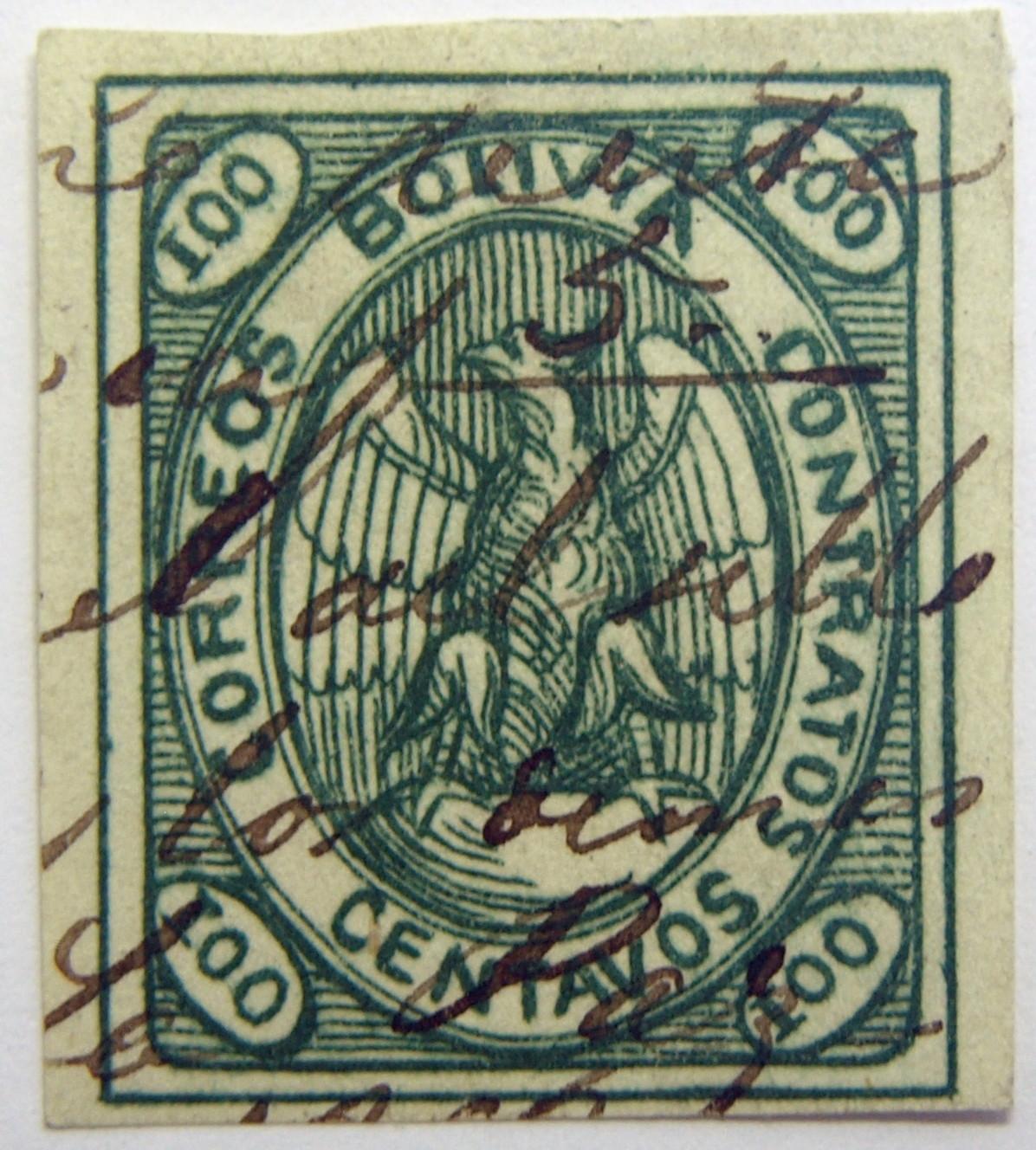 Bolivia stamps