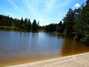 rakitna lake slovenia