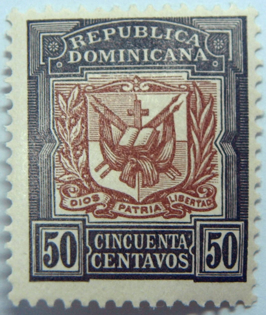 Dominicana Republica stamps
