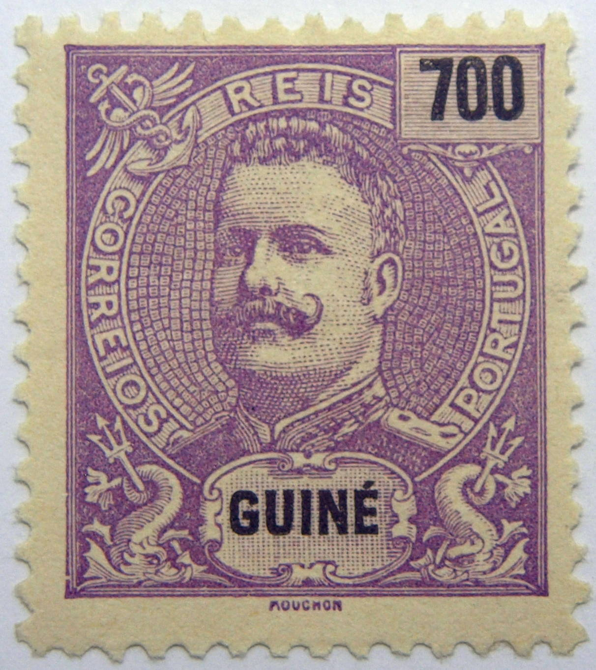 Portuguese Guinea stamps
