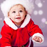 christmast baby wallpaper