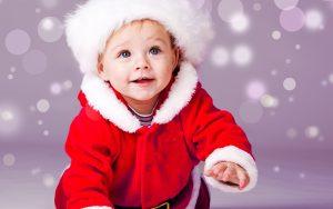 christmast baby wallpaper