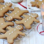 christmas candles cookies holiday new year 7730
