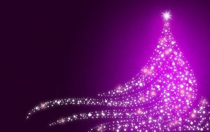 christmas lights 2880x1800 xmas tree purple hd 4416