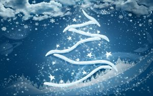 christmas trees wallpaper hd 7755