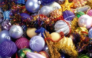 colorful christmas decoration 7848