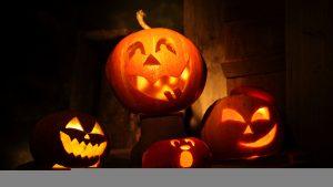 funny pumpkin lights 9163