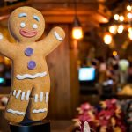 gingerbread man biscuit cookie christmas 9224