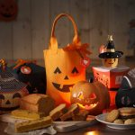 halloween holiday pumpkin food gifts 15182