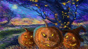 halloween pumpkin sketch 15186