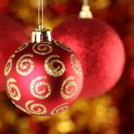 new year christmas balls ornaments 10828