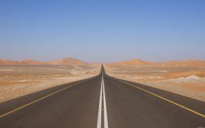 road desert 16443