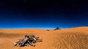 sahara desert 3840x2160 blue sky 4k 8k 6337