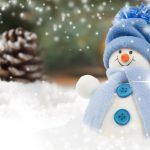 snowman 3840x2160 christmas decoration snowfall 5k 3959