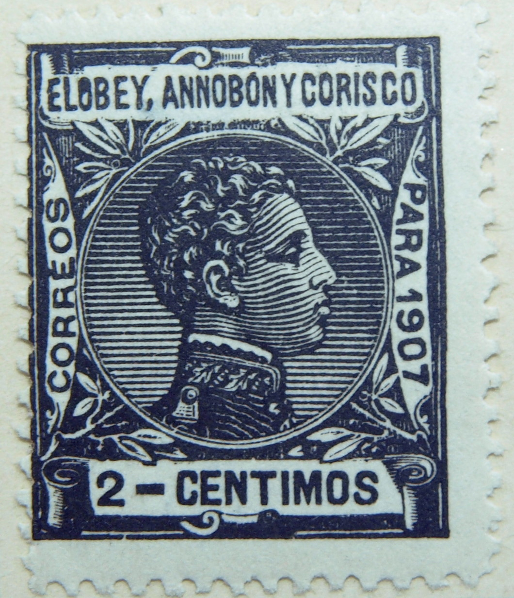 Elobey, Annobón and Corisco stamps
